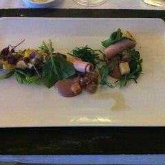 Photo taken at Restaurant Hôtel Les éleveurs by Jean-christophe C. on 5/3/2012