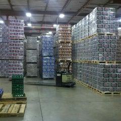 Photo taken at Columbia Distributing by Chris B. on 12/9/2011