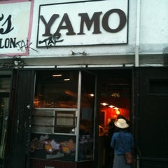 Photo taken at Yamo by Junji K. on 9/4/2011