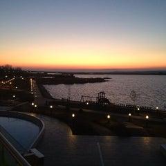 Photo taken at Velence Resort & Spa**** by Edward S. on 1/25/2012