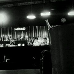 Photo taken at Skylark Cafe & Club by Krystofer G. on 2/18/2012