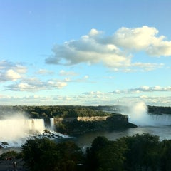 Photo taken at Sheraton on the Falls Hotel by mike m. on 9/16/2011