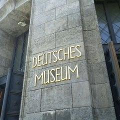 Photo taken at Deutsches Museum by Sergio N. on 8/24/2011