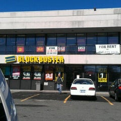 Photo taken at Blockbuster by Jessica B. on 2/26/2012