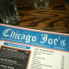 Photo taken at Chicago Joe's by Charlotte E. on 10/23/2011