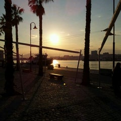 Photo taken at Gorki Puerto by D.J. V. on 1/26/2012