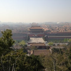 Photo taken at 故宫博物院 Forbidden City by Eric T. on 4/14/2012