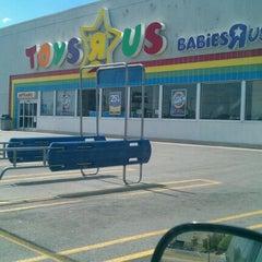 "Photo taken at Toys""R""Us by Jenn S. on 9/13/2011"