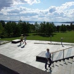 Photo taken at Olivenlunden by Steinar K. on 8/14/2012