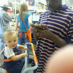 Photo taken at The Home Depot by Jennifer H. on 3/18/2012