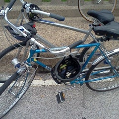 Photo taken at Ciclovia de Dallas by James T. on 4/14/2012