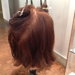 Photo taken at Aveda Vandam Lifestyle Salon - New York by Simony R. on 6/17/2012