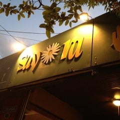 Photo taken at Savora by Daniel A. on 3/12/2012