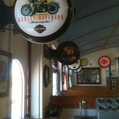Photo taken at Route 62 Old Time Diner by Rebekah B. on 4/21/2012