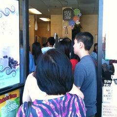 Photo taken at Tea Zone by Gina P. on 6/23/2012