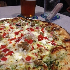 Photo taken at Slice Pizza & Brew by Brian L. on 6/1/2012