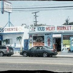 Photo taken at Taqueria Sanchez by Derek R. on 8/17/2012