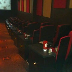 Photo taken at AMC Dine-In Theatres Menlo Park 12 by Halima P. on 4/11/2012