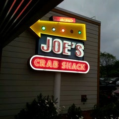 Photo taken at Joe's Crab Shack by Antoine B. on 5/5/2012