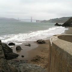 Photo taken at China Beach by Rosemarie M. on 7/13/2012