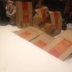 Photo taken at McDonald's by Gísli K. on 7/9/2012