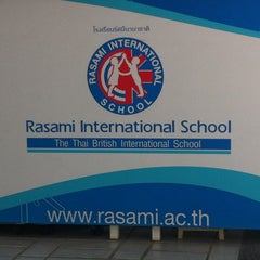 Photo taken at Rasami International School by BANKKI 2. on 2/28/2012