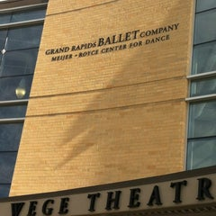 Photo taken at Grand Rapids Ballet by Danielle J. on 6/21/2012