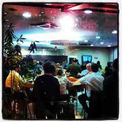 Photo taken at Sala VIP Centurion Club by José C. on 6/15/2012