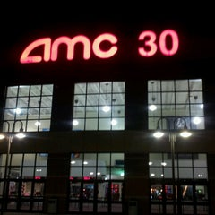 Photo taken at AMC South Barrington 30 by Lhee &. on 6/25/2012