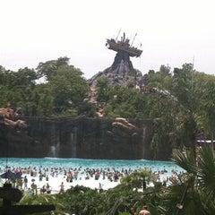 Photo taken at Disney's Typhoon Lagoon Water Park by Jean P. on 7/30/2012