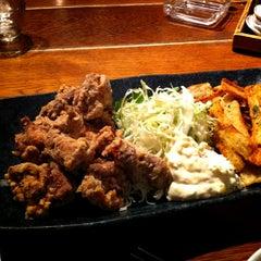 Photo taken at 庵GuRi by Tsubasa Y. on 6/23/2012