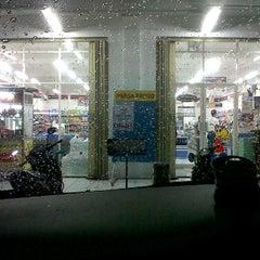 Photo taken at Alfamart Ruko Mojoroto Indah Kediri by Tya A. on 4/5/2012
