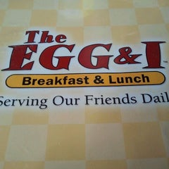 Photo taken at The Egg & I Restaurants by Shelly S. on 5/5/2012