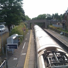 Photo taken at Westgate-on-Sea Railway Station (WGA) by Neil W. on 7/5/2012