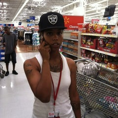 Photo taken at Walmart by Karmaz on 7/25/2012