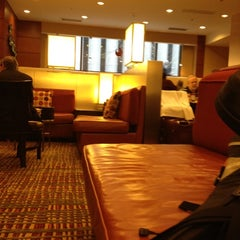 Photo taken at Washington Marriott at Metro Center by William l. on 3/22/2012