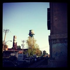 Photo taken at Crane Lofts by Damien G. on 9/11/2012