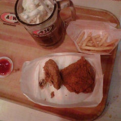 Photo taken at A&W by asharbudin a. on 12/12/2011