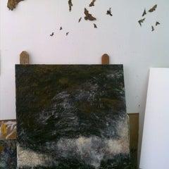 Photo taken at Reis Art Studios by Erick S. on 6/27/2012