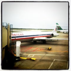 Photo taken at MCI Terminal C by Ramón B. on 9/15/2011