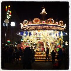 Photo taken at Leipziger Weihnachtsmarkt by Alexander L. on 11/22/2011