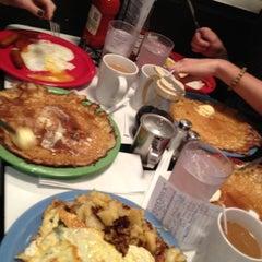 Photo taken at Pamela's P&G Diner by JP R. on 11/12/2011
