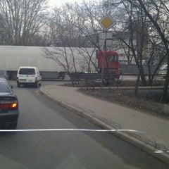 Photo taken at 5-я Кабельная улица by Mstislav G. on 12/7/2011