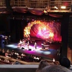 Photo taken at Wolf Trap National Park for the Performing Arts (Filene Center) by Jay W. on 8/10/2011