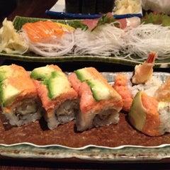 Photo taken at Taro Sushi by Caroline C. on 2/26/2012