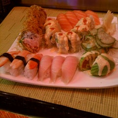 Photo taken at Chin Chin by William J. on 6/27/2012