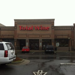 Photo taken at Total Wine & More by Chuck N. on 3/3/2012