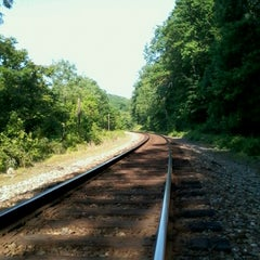 Photo taken at Patapsco State Park - River Road by Gregory S. on 5/24/2012