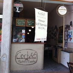 Photo taken at Cortás Pasteis e Espetos by Renato N. on 9/9/2011