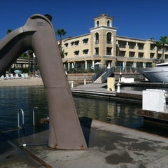 Photo taken at Balboa Bay Resort by A N. on 8/15/2012